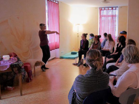 Unterricht in Hebammenpraxis