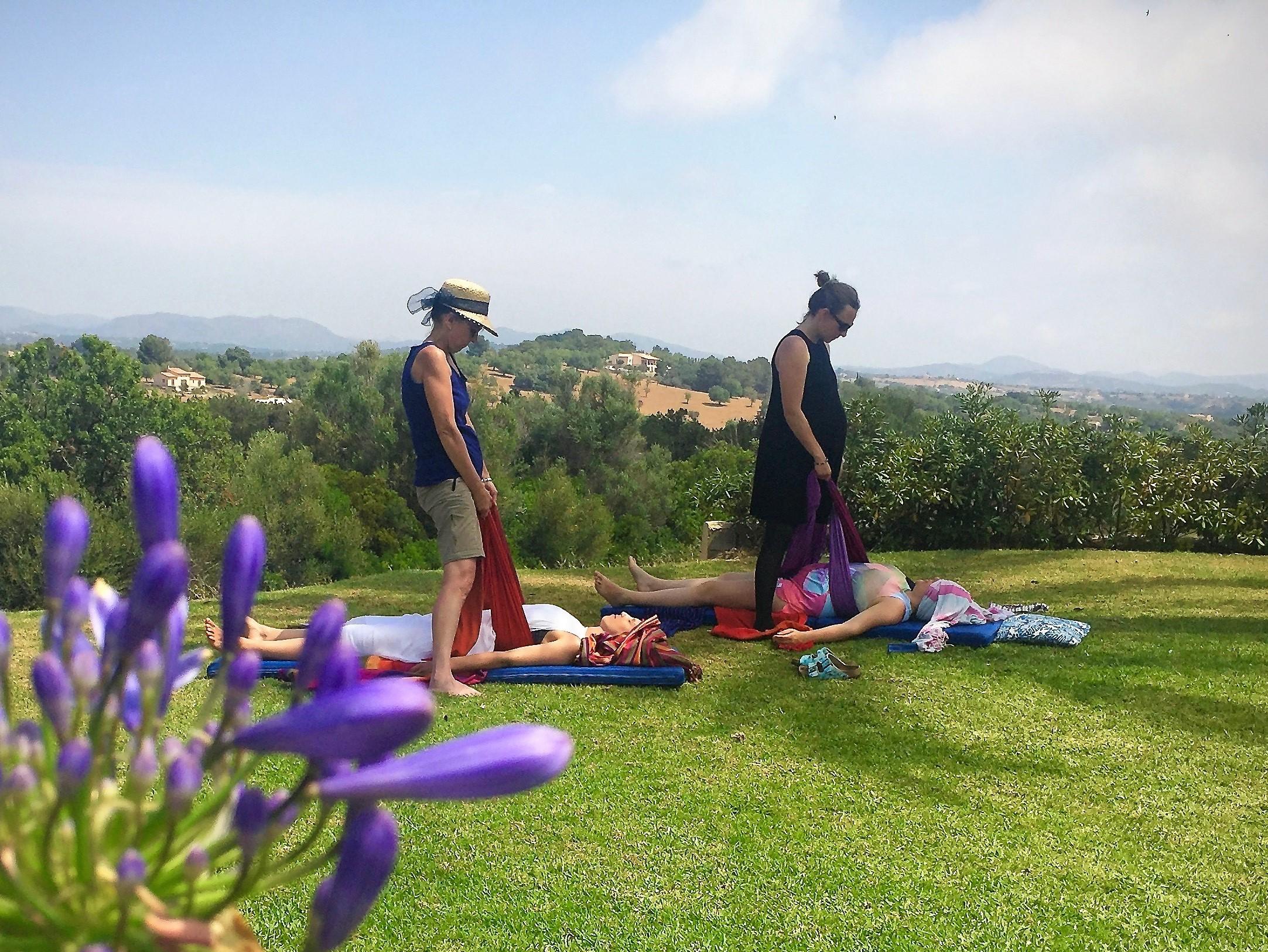 Doula Ausbildung Mallorca Wellness